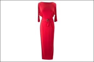 vestido rojo formato horizontal