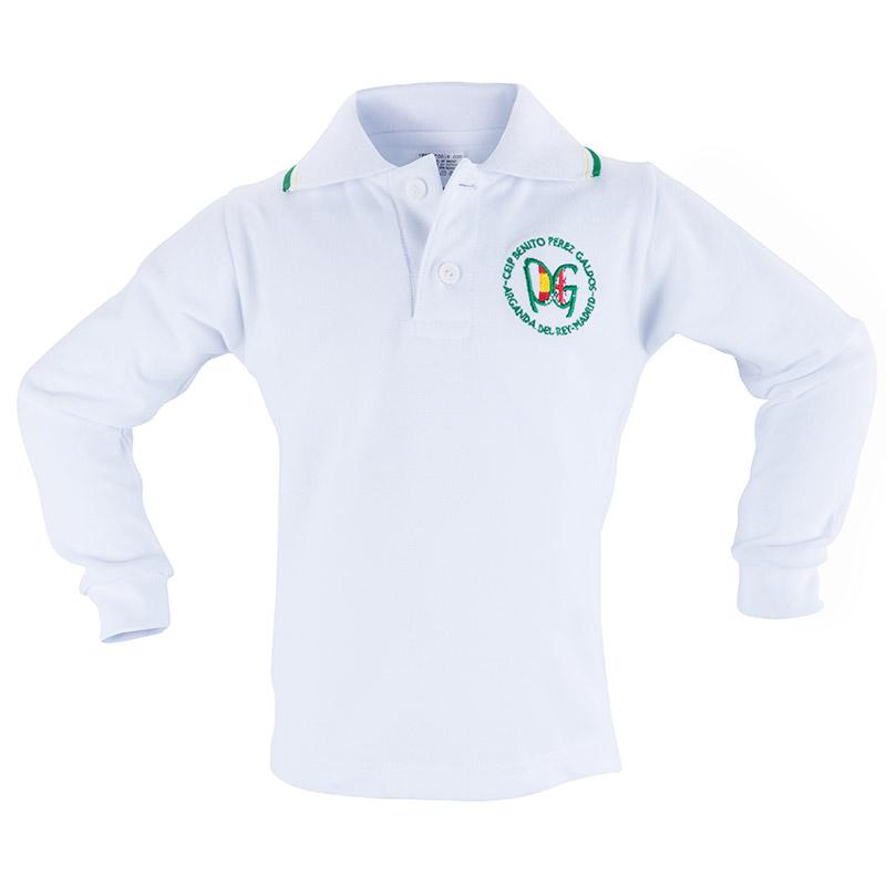 camisa blanca maniqui brazos jarras