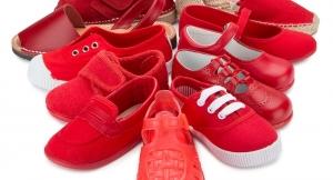 Bodegon zapatos rojos