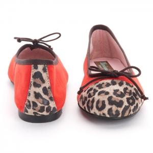 Calzado leopardo