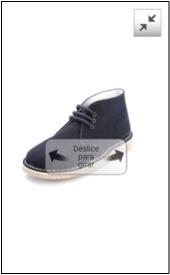 calzado foto de producto trescuartos