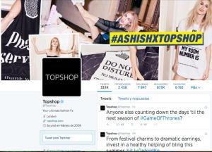 topshop twitter