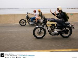 urbanout moto