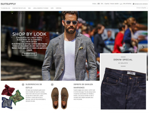 Looks SuitSupply