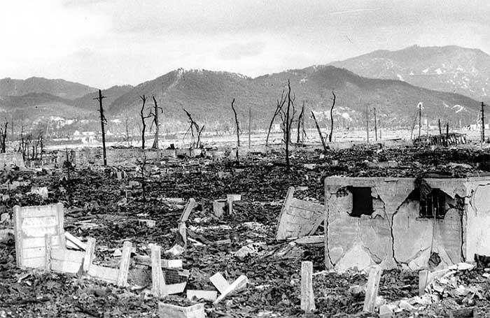 360º de Hiroshima después de la bomba atómica