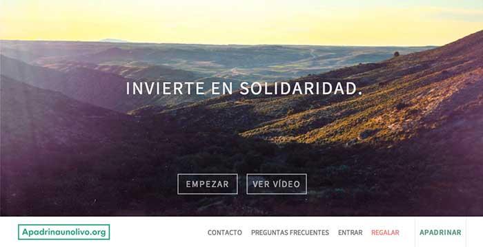 Cuando tienes una historia solidaria, las Hero Images ayudan mucho a transmitirla