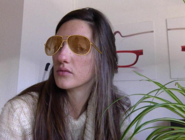 Probador gafas virtual 180