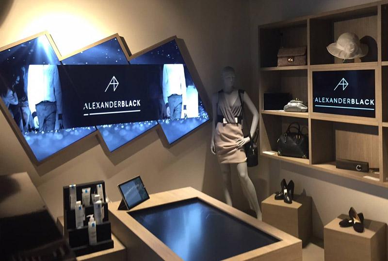 tienda alexander black