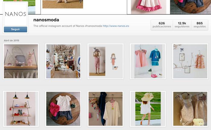 fotografias instagram Nanos