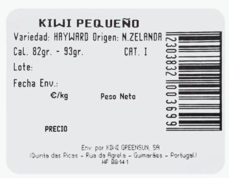 Descripción kiwi Mercadona Online