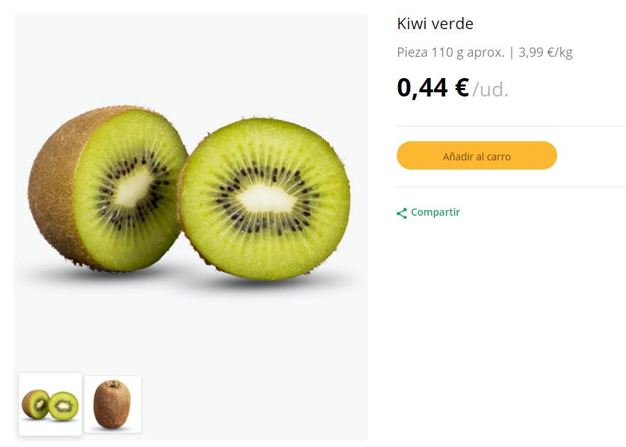 Ficha producto kiwi