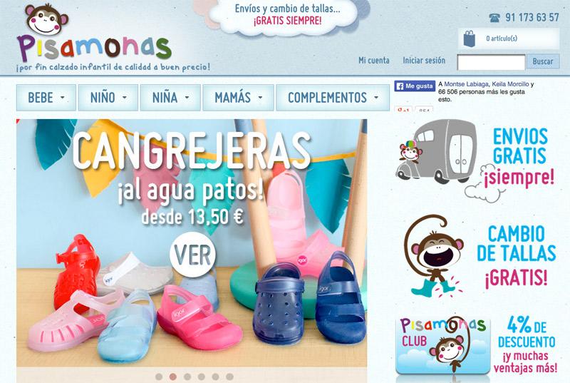 web Pisamonas