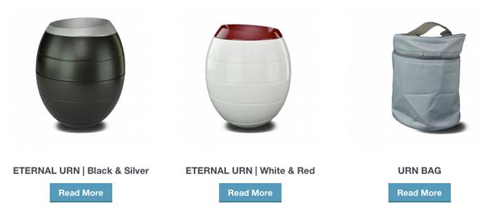 ecommerce urnas funerarias