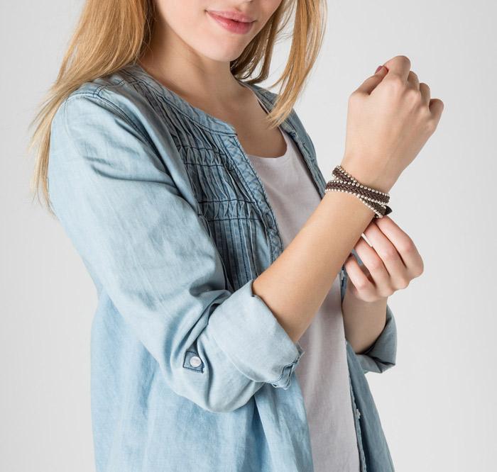 modelo joyeria