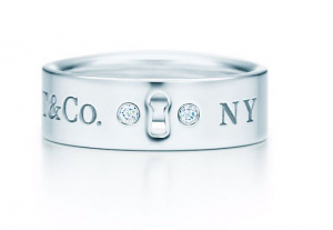 Fotografía anillo Tiffany