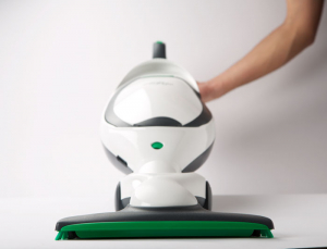 Fotografia robot sin reflejo