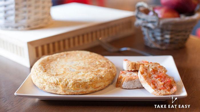take eat easy tortilla