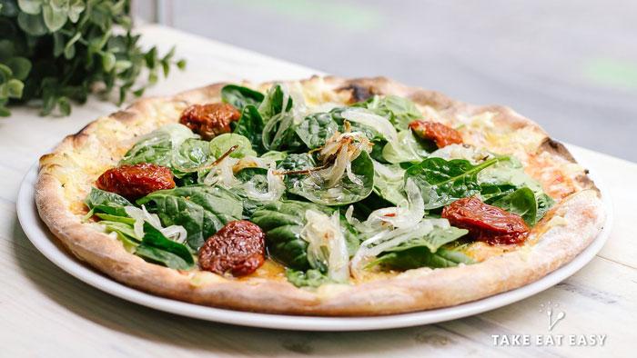 take eat easy pizza
