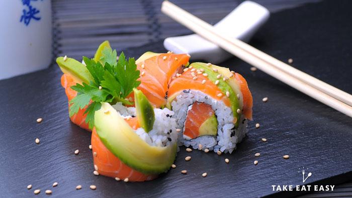 take eat easy sushi