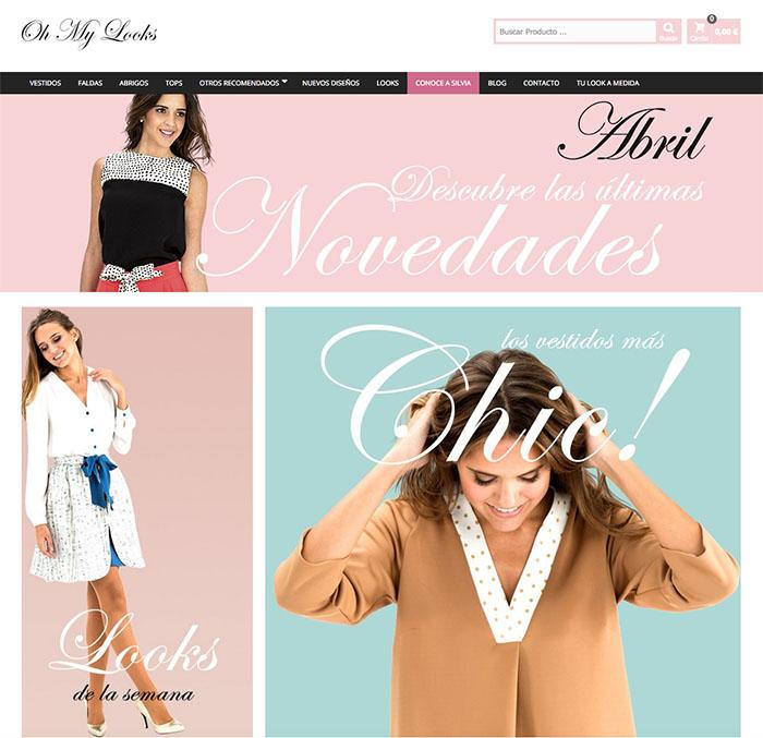 tienda online oh my looks