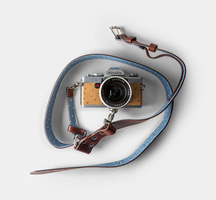 Fotode producto: correa de cámara de fotos