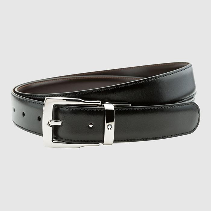 Fotografía de producto: cinturón Montblanc