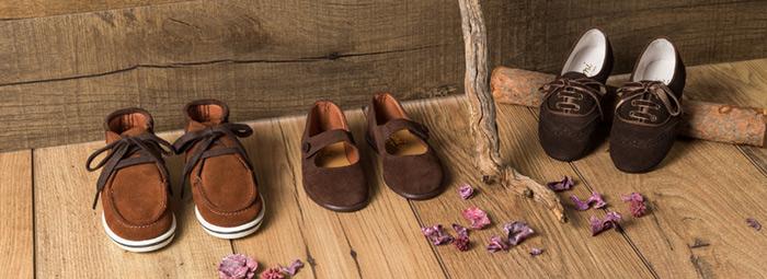Bodegón de calzado en Otoño