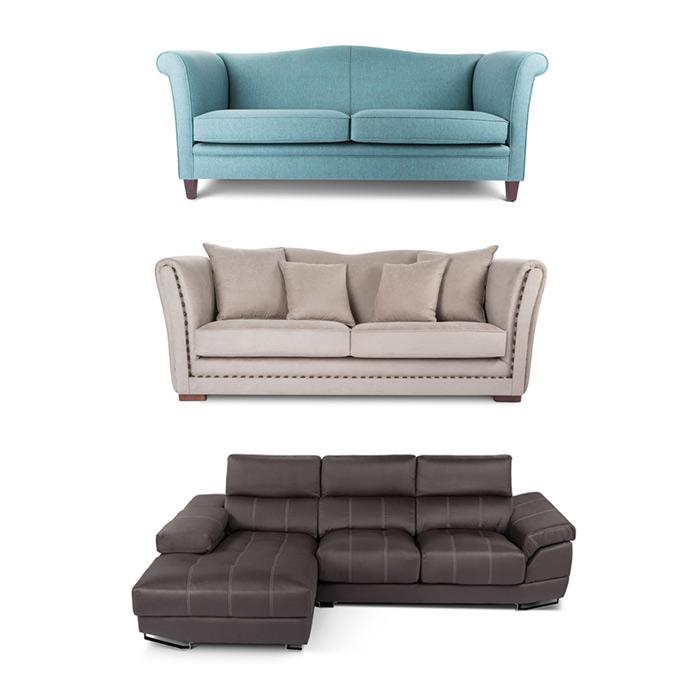 Fotografía de producto: sofá