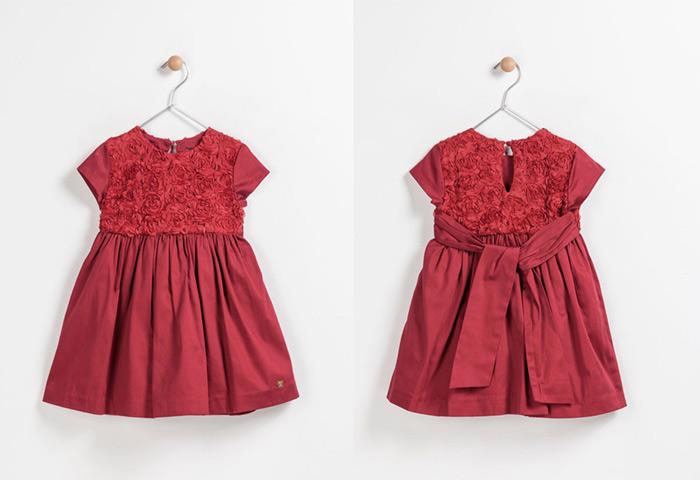 Fotografía de vestido infantil
