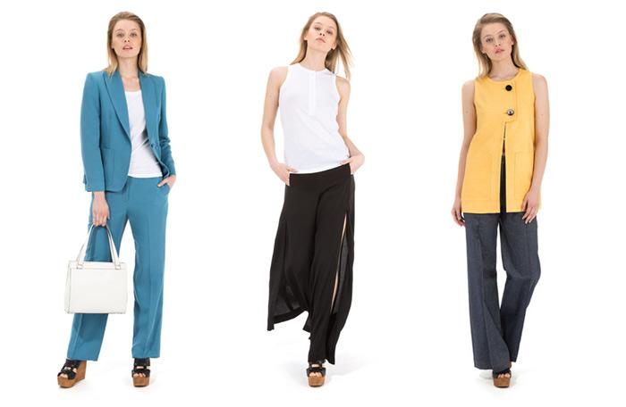 Fotografia de moda con modelo para tiendas online