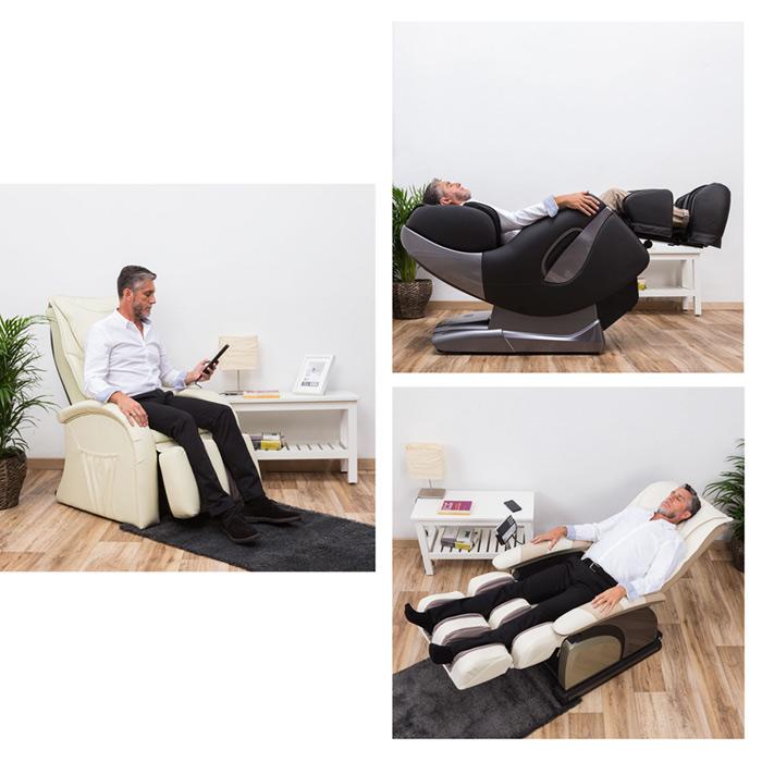 Fotografía de producto en uso: sillón relax