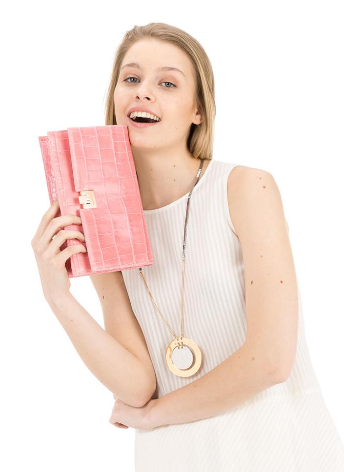 Foto de producto: bolso rosa