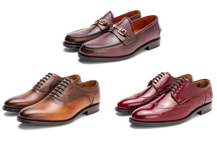Fotografía de calzado de caballeros