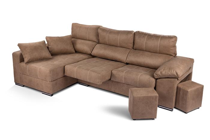 Fotografía de producto: sofá 3 plazas