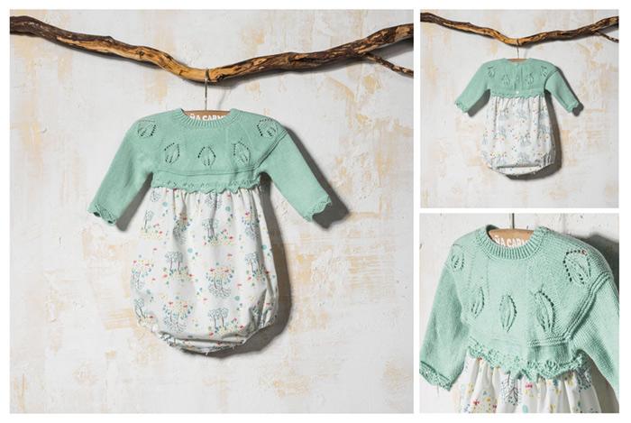 Fotografía textil infantil Doña Carmen