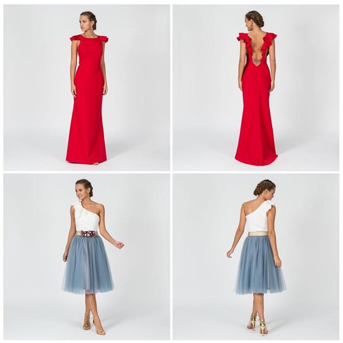 Fotografía textil con modelo para eCommerce