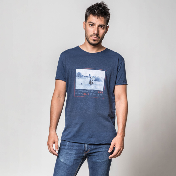 Fotografía con modelo (hombre) para eCommerce de moda para Cooligan