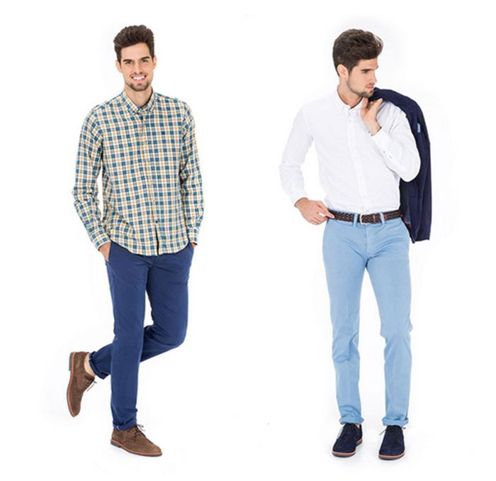 Fotografía con modelo (hombre) para eCommerce de moda para Makarthy