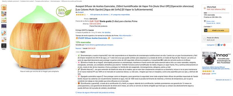 Emojis en las Descripciones de Productos en Amazon