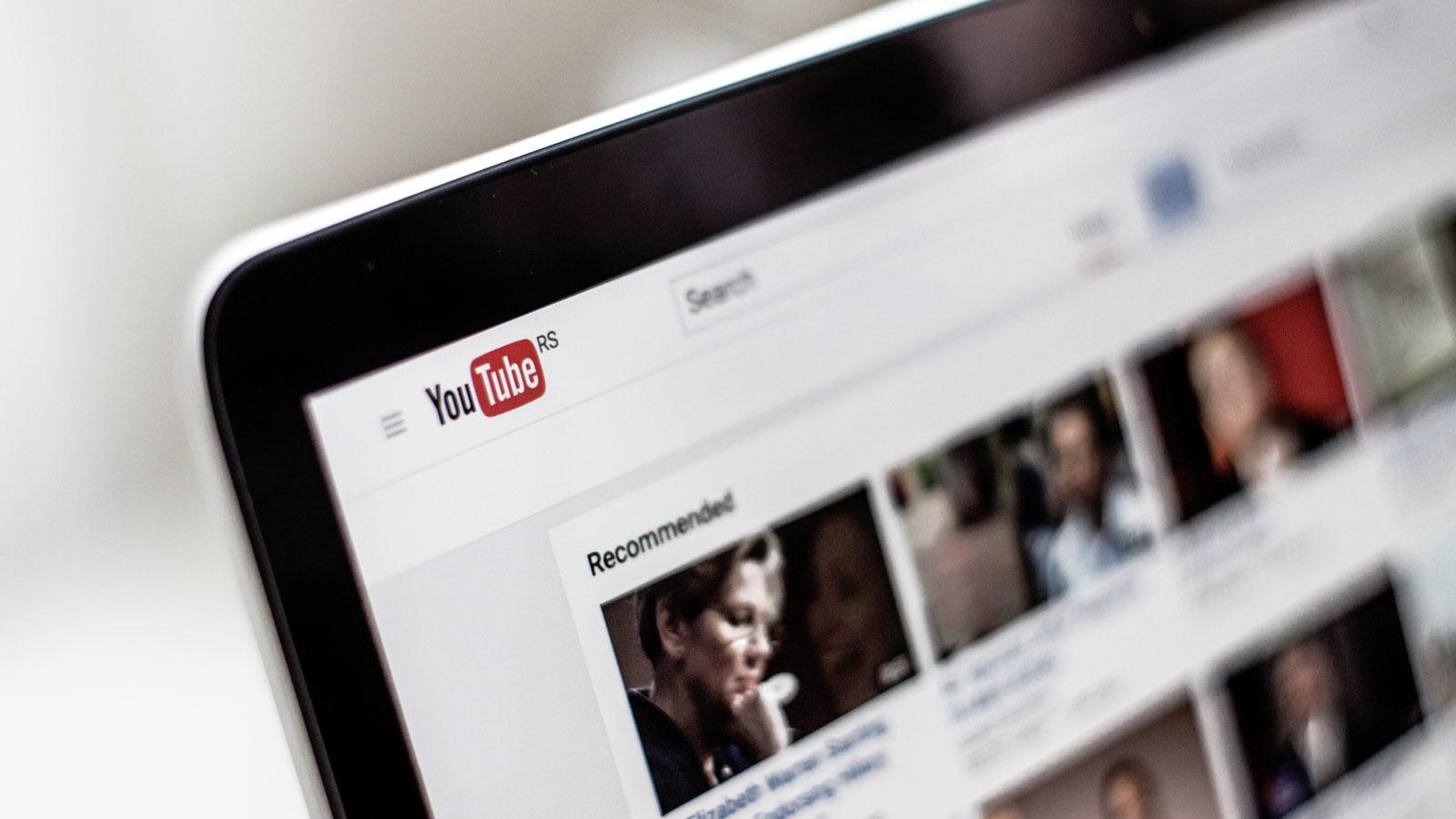 Cómo crear un canal youtube