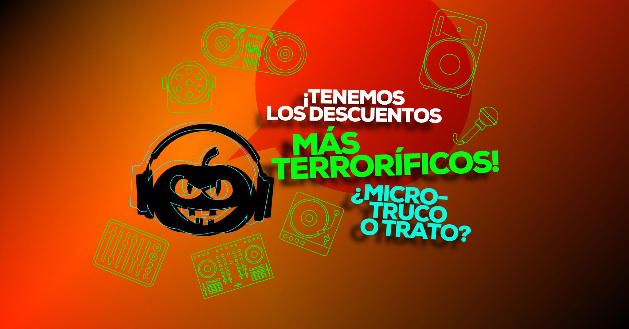 Microfusa Halloween