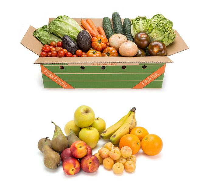 Bodegón fruta Come Fruta