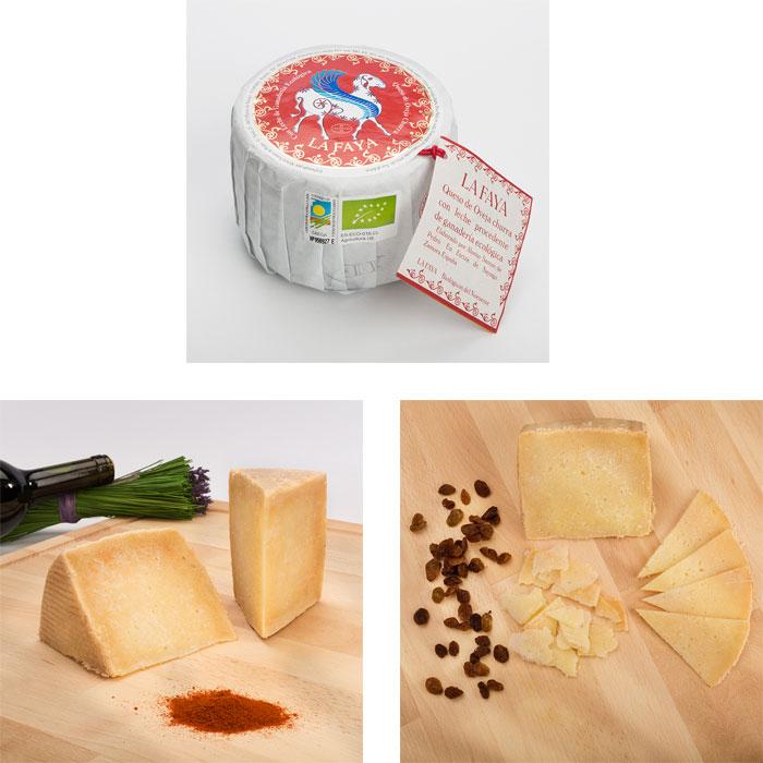 Fotografia de quesos