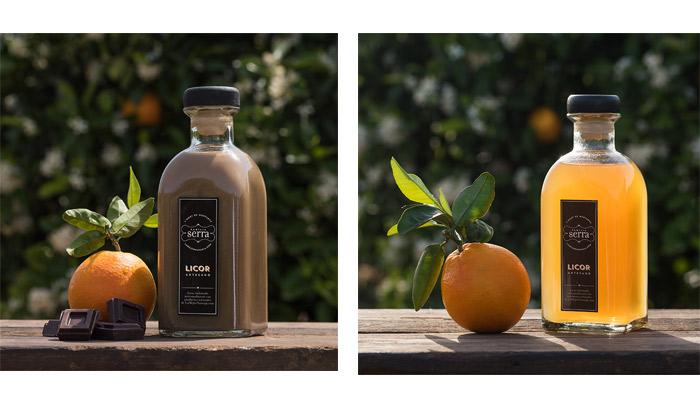 Fotos licores La Mejor Naranja