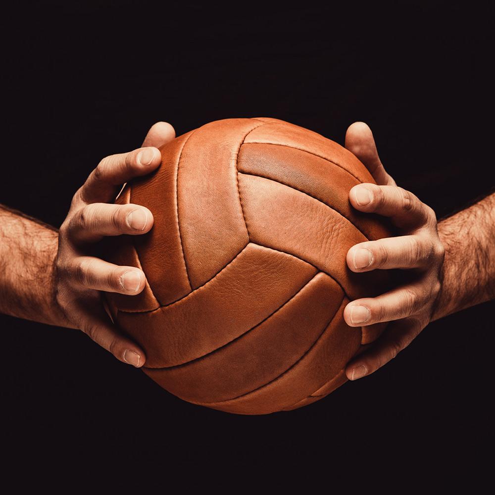 balón retro retrofootball