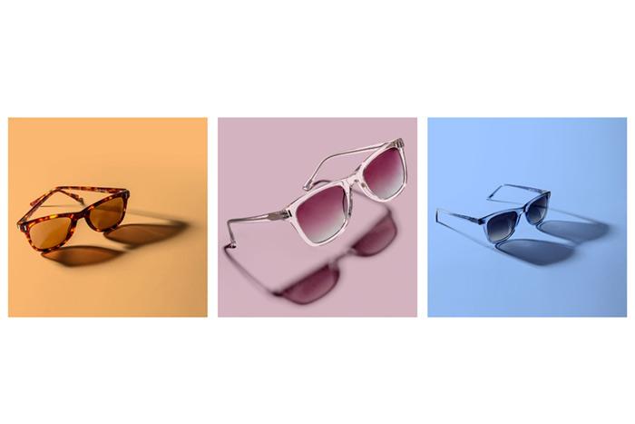 campaña redes sociales gafas