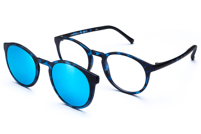 foto clip imán gafas