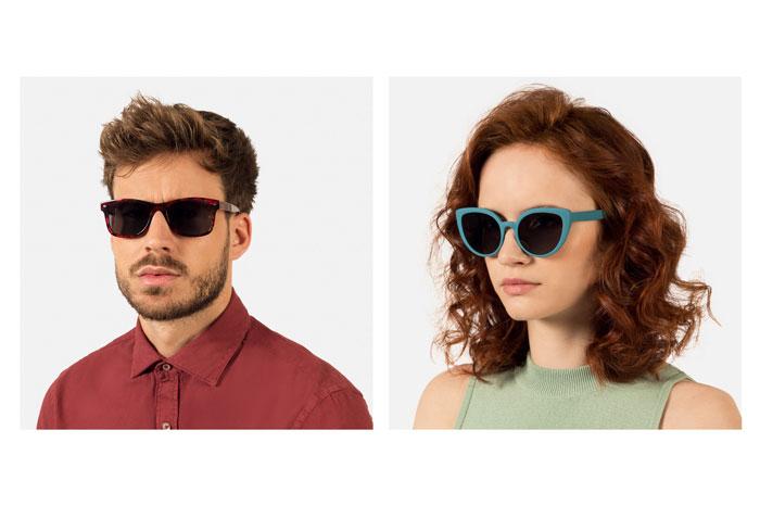 foto gafas modelo uso Multiópticas