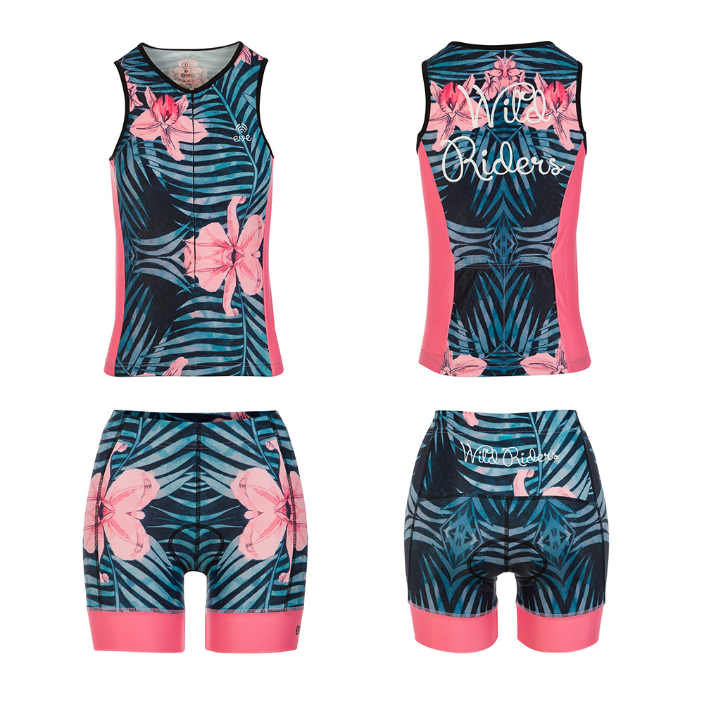 ropa ciclismo mujer