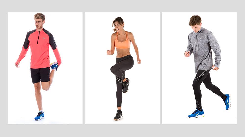 ropa ejercicio Forum Sport